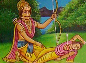 ദശരഥ മഹാരാജാവിന്റ്റെ  കഥ