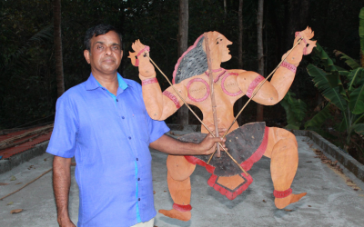 Kerala Puppetry